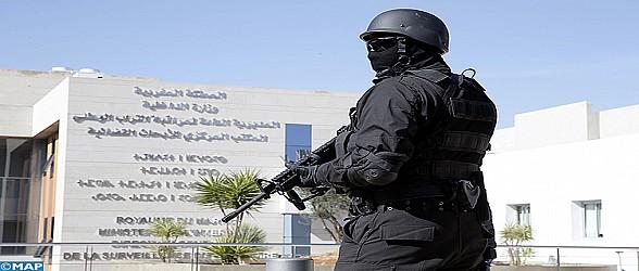 الدريوش…رصد موقعين استغلهما أفراد خلية إرهابية لصناعة المتفجرات