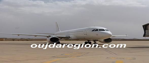مطار وجدة-أنجاد: أزيد من 381 ألف مسافر بمتم يوليوز الماضي