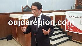 تعزية الى الاستاذ طارق صبري نائب الوكيل العام للملك بوجدة
