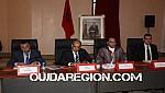 صور وفيديو ..لقاء تواصلي ببركان حول اول منصة رقمية بالمغرب