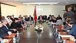 الوزير عبيابة يراس لقاء تواصليا مع مسؤولي قطاع الاتصال