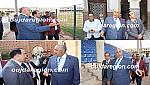 صوتو وصور..عبيابة وزير الشباب والثقافة يختم زيارته لجهة الشرق من وجدة وهذا ما صرح به