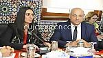 مداخلة بوجوالة تميز لقاء تراسته وزيرة السياحة حول الصناعة التقليدية