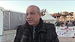 عامل اقليم جرادة وادريس بوجوالة يشرفان على حملة التبرع بالدم