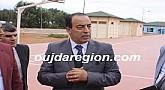 مركب محمد السادس لكرة القدم معلمة كبرى تجسد الاهتمام الملكي الموصول بقطاع الرياضة (عبيابة)