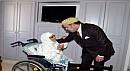 وجدة..وفاة ربيعة اول نزيلة رياض المسنين التي حقق لها جلالة الملك حلم الحج