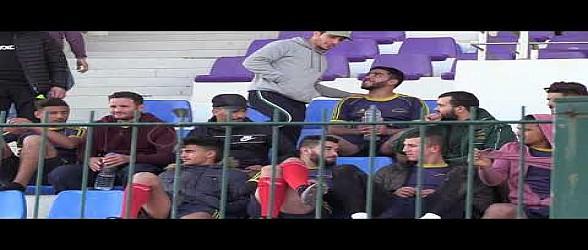 فريق المولودية الوجدية يفوز بالدوري السباعي الوطني للريكبي المنظمة بمدينة وجدة