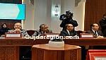زغلول رئيس الجامعة يستهل مهمته بتوقيع اتفاقية مع وزارة التعليم والبرلمان