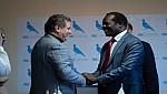 """أخنوش يوقع اتفاقية شراكة وتعاون مع الكاتب العام لحزب """"جوبيلي"""" الكيني"""