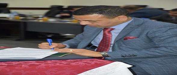 بأكاديمية جهة الشرق التوقيع على ميثاق يرسخ لمبدأ ربط المسؤولية بالمحاسبة
