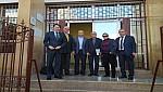 الجرودي يجتمع بوفد عن السفارة الهولندية