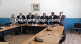 الف مبروك..المدير الإقليمي للجمارك بوجدة يناقش رسالة الدوكتوراه في الاقتصاد والتدبير