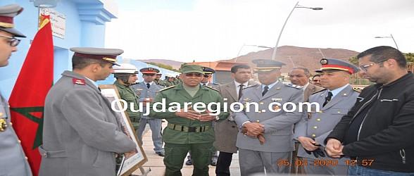 فجيج..الطب العسكري في قلب مستشفى الحسن الثاني