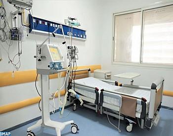 الصندوق الخاص بتدبير جائحة فيروس كورونا كوفيد – 19 : توفير ملياري درهم لتأهيل المنظومة الصحية