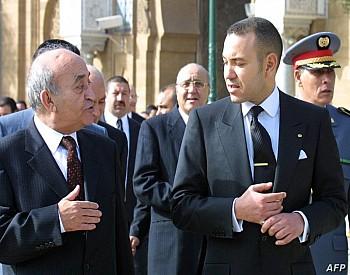 جلالة الملك:رحيل الاستاذ اليوسفي خسارة للمغرب
