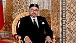 صاحب الجلالة الملك محمد السادس يجري عملية كللت بالنجاح