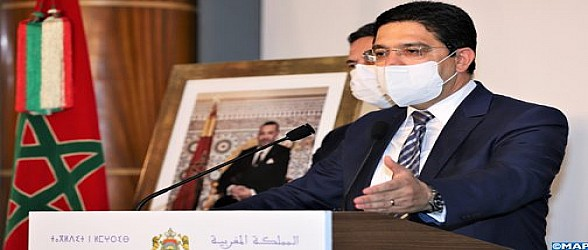 في غياب الأدلة، المغرب يتساءل حول خلفية التقرير الأخير لمنظمة العفو الدولية (السيد بوريطة)