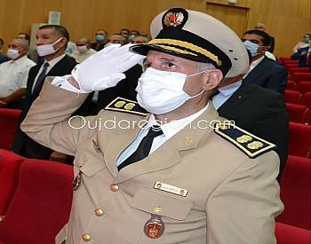 عاجل بوجدة..ترقية عبروق قائد الحامية العسكرية لرتبة جنرال
