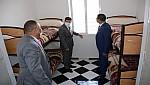 عامل اقليم جرادة ومدير الاكاديمية يفتتحان مدرسة جماعتية بتيولي