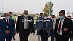 التامك والوالي الجامعي في زيارة للسجن الجديد