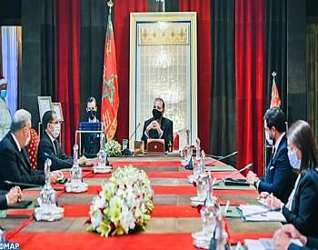جلالة الملك يسجل تاخير في مشروع الطاقات المتجددة