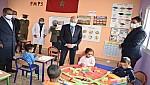 اقليم تاوريرت…عامل الاقليم يتفقد التعليم الاولي بالعالم القروي