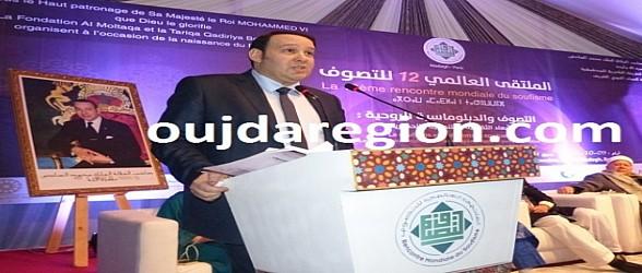 الدكتور منير القادري .. الاختلاف سنة إلهية والعالم في حاجة إلى التسامح الإيجابي