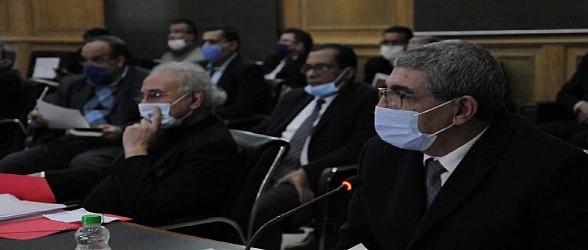 امرابط ودعم مجلس الجهة للاستثمار