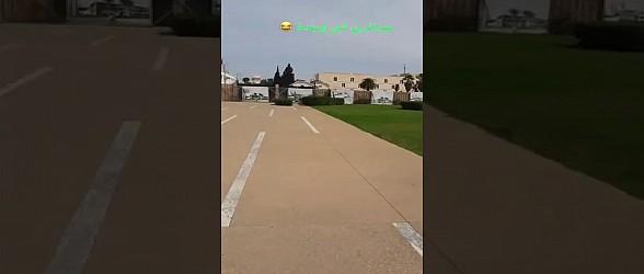 جزائري ينبهر بمحطة القطار لوجدة