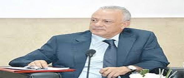 تعزية ومواساة للوالي محمد مهيدية