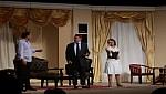 """مسرحية """"ساعة مبروكة"""" تحفة فنية تألقت على خشبة مسرح محمد السادس بوجدة"""