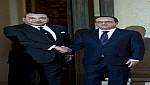 جلالة الملك يتباحث بباريس مع الرئيس الفرنسي video