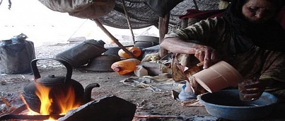 قساوة العيش وعادات متوارثة تطبع رمضان عند الرحل