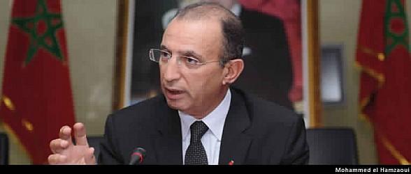 الارهاب و الانتخابات في كلمة وزير الداخلية لرجال السلطة الجدد