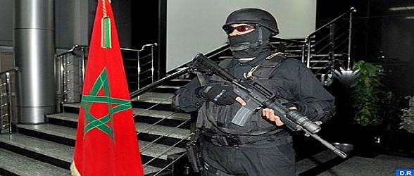 عاجل،الناظور:إيقاف أحد أفراد خلية إرهابية بفرخانة واعتقال ثلاثة شركاء آخرين بمدينة سبتة (وزارة الداخلية)