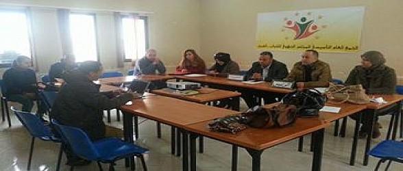 المساعد على رأس مجلس جهة الشرق للشباب(صور)