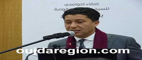 فيديو..بيوي يطالب الحكومة بالعناية بتنمية جهة الشرق وهذا ما قاله بالتفصيل