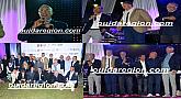 فيديو وصور..الوالي الجامعي والعامل حبوها يتوجان الفائزين في دوري أساطير الشرق لرياضة الغولف