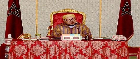 جلالة الملك يتراس غدا مجلسا وزاريا