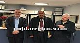 الدكتور محمد بنقدور رئيس جامعة محمد الأول ببرشلونة وها علاش