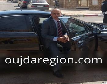 ولاية امن وجدة تجند كل عناصره استعدادا لمقابلة المولودية بشباب الحسيمة