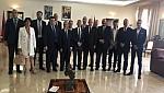 طنجة.. الوالي محمد مهيدية يستقبل مكتب إتحاد المنعشين العقاريين