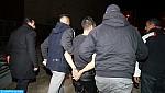 توقيف 13 شخصا لارتباطهم بشبكة إجرامية للهجرة غير المشروعة