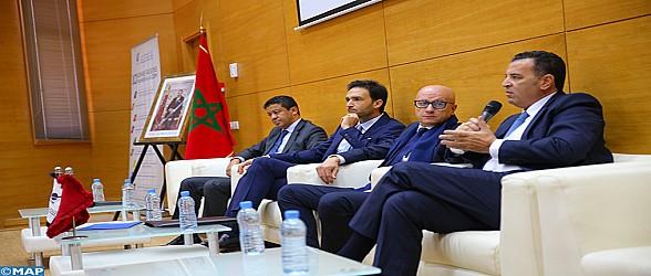 وجدة:لقاء مع الثنائي المرشح لرئاسة الاتحاد العام لمقاولات المغرب