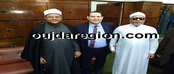 الدكتور منير البودشيشي:التصوف واقي روحي يوجه الاختيارات ويسدد المبادرات