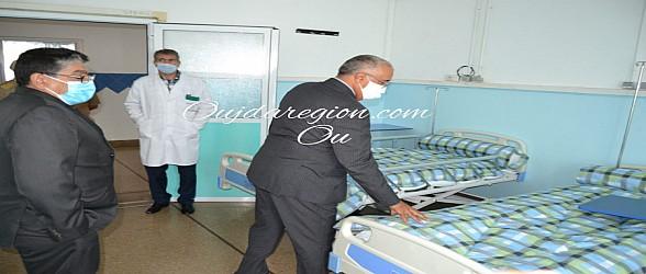 عاجل…تراجع في المصابين بكورونا بوجدة وجهة الشرق