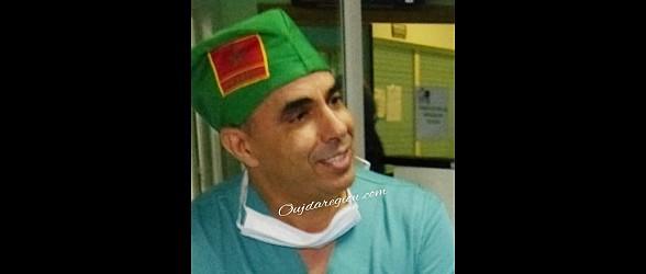 حسني:بروفيسور بوجدة ضحى بحياته لإنقاذ مرضى كورونا