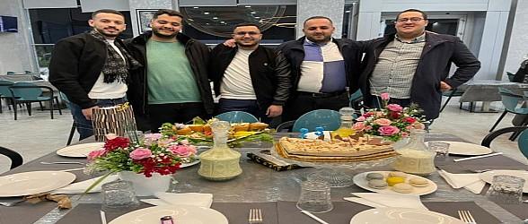 مركب وادي الذهب بوجدة يفاجىء جمال الدين ناصر قي عيد ميلاده