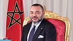 جلالة الملك يهنئ في اتصال هاتفي مدرب الفريق الوطني واللاعبين المحليين إثر ظفر المغرب ببطولة أمم إفريقيا للاعبين المحليين 2021