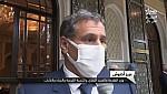 أخنوش عقب الحفل الذي ترأسه جلالة الملك محمد السادس لإطلاق  مشروع تعميم الحماية الاجتماعية